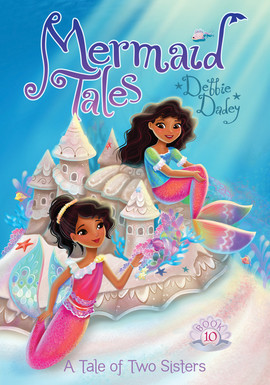 Cover: A Tale of Two Sisters: Book 10