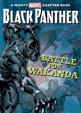 Cover: Black Panther: The Battle for Wakanda