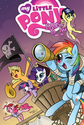 Cover: My Little Pony: Friendship is Magic: Vol. 13
