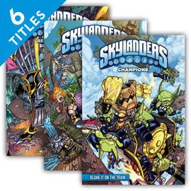 Cover: Skylanders Set 2