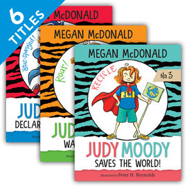 Cover: Judy Moody