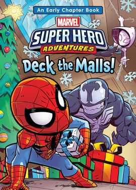 Cover: Deck the Malls!