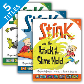 Cover: Stink Set 3