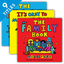 Cover: Todd Parr Picture Books