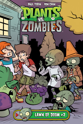 Cover: Lawn of Doom #2