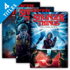 Cover: Stranger Things