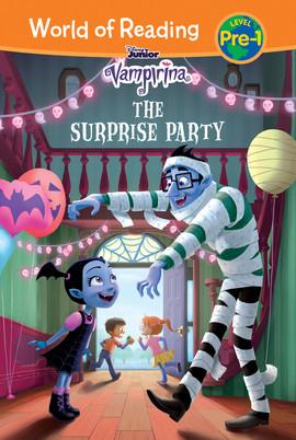 Cover: Vampirina: The Surprise Party