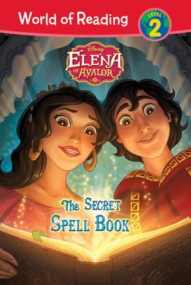 Cover: Elena of Avalor: The Secret Spell Book