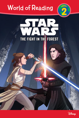 Cover: Star Wars: The Fight in the Forest