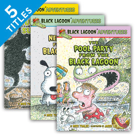 Cover: Black Lagoon Adventures Set 5