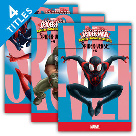 Cover: Ultimate Spider-Man Web-Warriors
