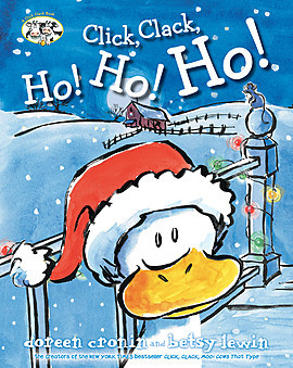 Cover: Click, Clack, Ho! Ho! Ho!