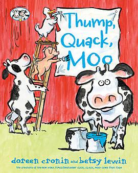 Cover: Thump, Quack, Moo