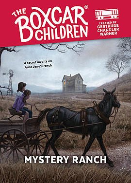 Cover: Mystery Ranch