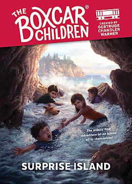 Cover: Surprise Island