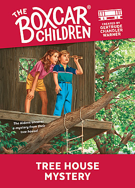 Cover: Tree House Mystery