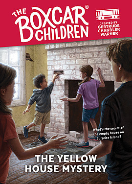 Cover: The Yellow House Mystery