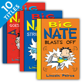 Cover: Big Nate