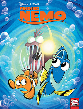 Cover: Finding Nemo