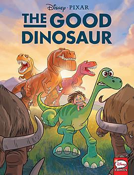 Cover: The Good Dinosaur