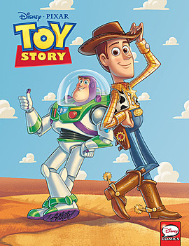 Cover: Toy Story