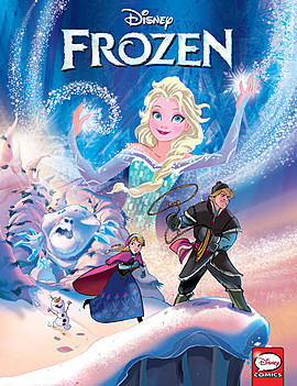 Cover: Frozen