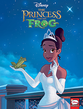 Cover: The Princess and the Frog