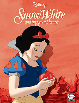 Cover: Snow White and the Seven Dwarfs