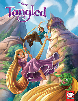 Cover: Tangled