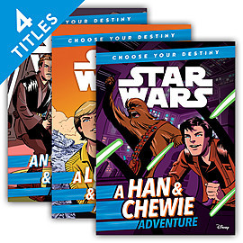 Cover: Star Wars: Choose Your Destiny