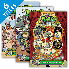 Cover: Plants vs. Zombies Set 4