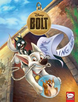 Cover: Bolt