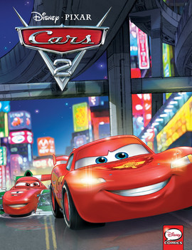 Cover: Cars 2