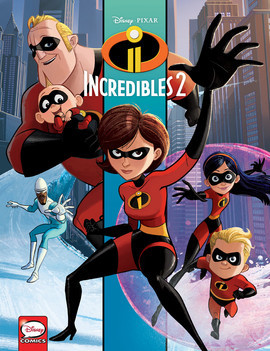 Cover: Incredibles 2