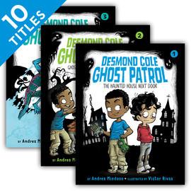 Cover: Desmond Cole Ghost Patrol