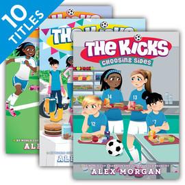 Cover: The Kicks