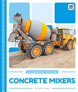 Cover: Concrete Mixers