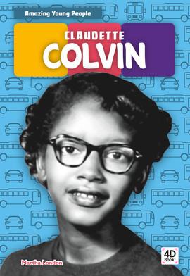Cover: Claudette Colvin
