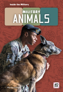 Cover: Military Animals