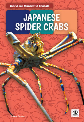 Cover: Japanese Spider Crabs