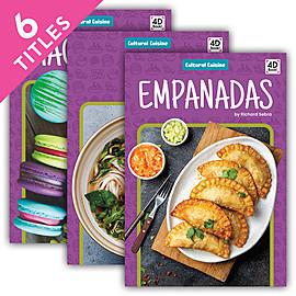 Cover: Cultural Cuisine