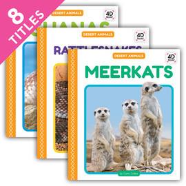 Cover: Desert Animals