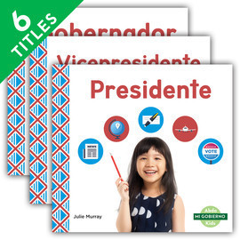 Cover: Mi gobierno (My Government)