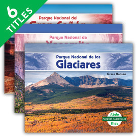 Cover: Parques nacionales (National Parks Set 1)