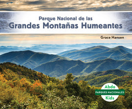 Cover: Parque Nacional de las Grandes Montañas Humeantes