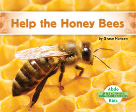 Cover: Help the Honey Bees