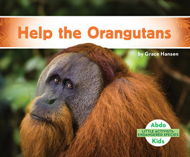 Cover: Help the Orangutans