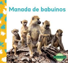 Cover: Manada de babuinos