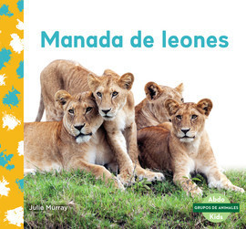 Cover: Manada de leones