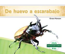 Cover: De huevo a escarabajo
